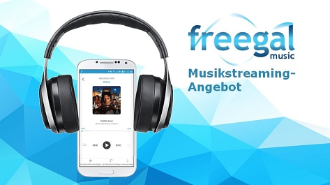 Freegal Streaming Logo (Button)©Stadt Halle (Westf.)