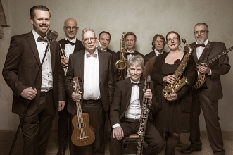 Laid Back Jazz Band©Stadt Halle (Westf.)