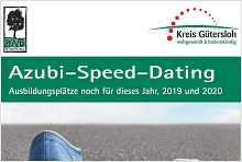 Plakat Azubi-Speed-Dating 5.10.2018
