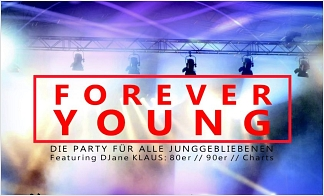 Plakat : Forever Young