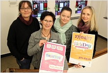 Pressetermin Girls´ Day 2017