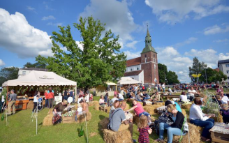 Valmiera in Brief - Sommerfest