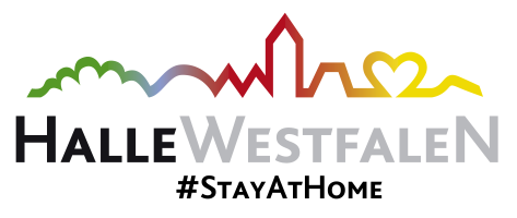 stayathome © Stadt Halle (Westf.)