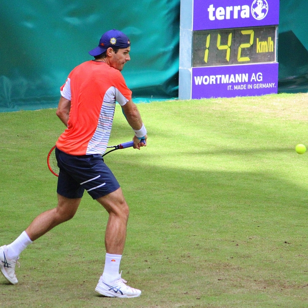 Tommy Haas Comeback 16.6.2015